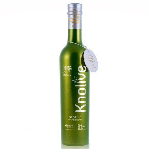 Aceite virgen extra ecológico Knolive Organic